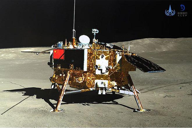 Όταν το Chang'e-4 συνάντησε το Yutu 2 στη «σκοτεινή» πλευρά της Σελήνης