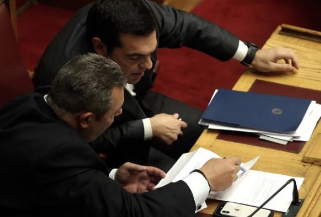Τη Δευτέρα «κληρώνει» για την ΚΟ του Καμμένου – Συνεδριάζει η Επιτροπή Κανονισμού της Βουλής