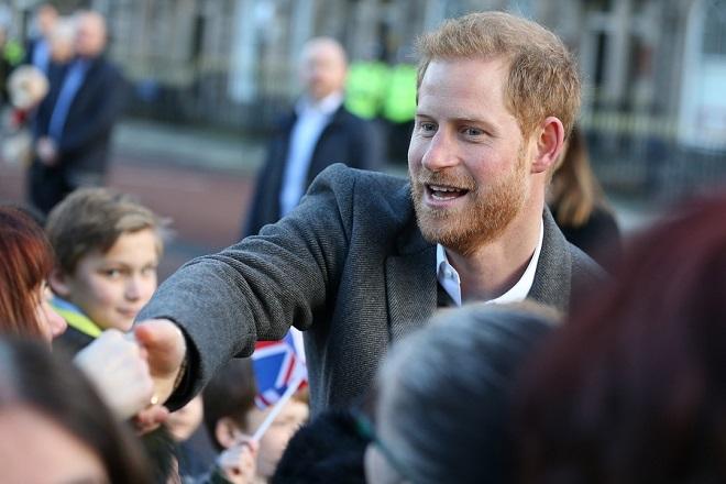 Μυστικούς λογαριασμούς στα social media διατηρούσε ο πρίγκιπας Χάρι