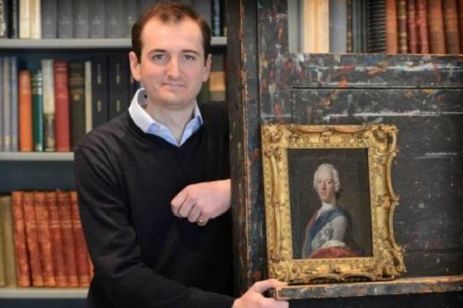 Γάτα κατέστρεψε σπάνιο έργο τέχνης του 17ου αιώνα