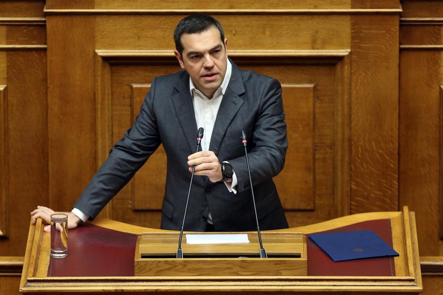 Τσίπρας: Σήμερα η Ελλάδα είναι μια διαφορετική χώρα