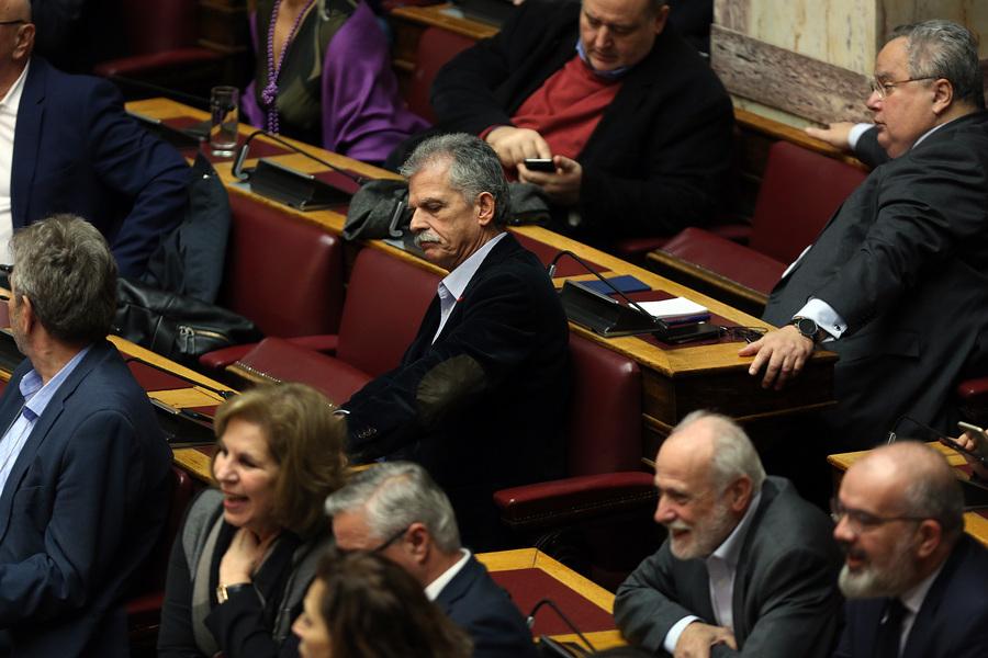 Τι απάντησε ο Σπύρος Δανέλλης στον Κυριάκο Μητσοτάκη για την επιλογή του να δώσει ψήφο εμπιστοσύνης στην κυβέρνηση