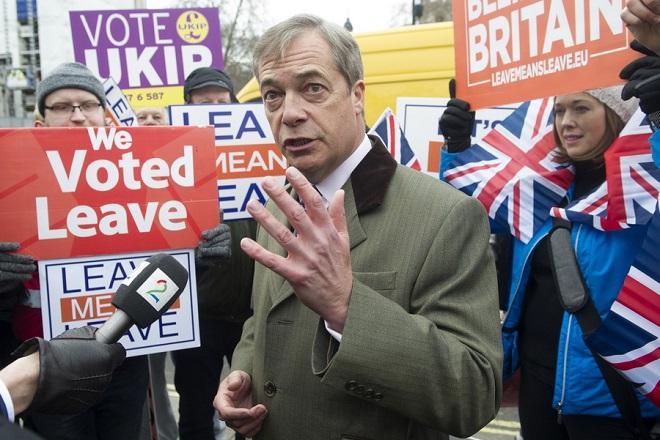 Το Κόμμα του Brexit δεν κατάφερε να εξασφαλίσει μια έδρα στη Βουλή των Κοινοτήτων