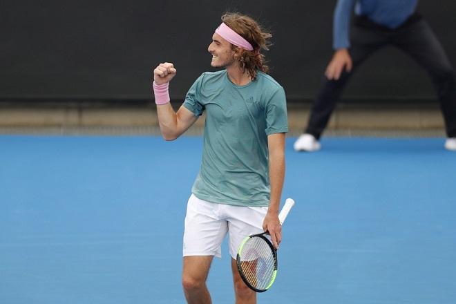 Ασταμάτητος ο Τσιτσιπάς, προκρίθηκε στους «16» του Australian Open