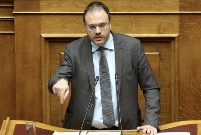 ΔΗΜΑΡ: «Ναι» στη Συμφωνία των Πρεσπών εισηγήθηκε ο Θεοχαρόπουλος