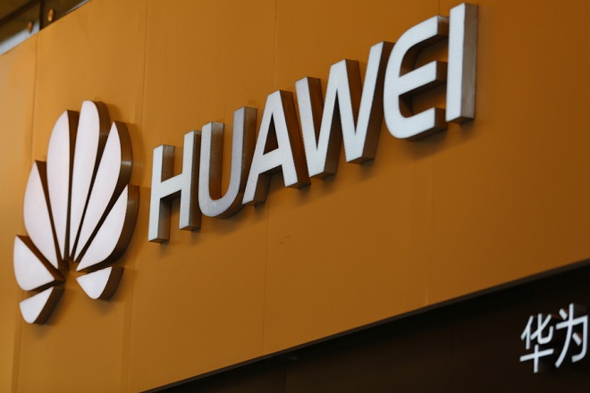 epa07225197 A view shows a Huawei logo on a Huawei store in Beijing, China, 12 December 2018. Huawei is a Chinese communications technology company currently at the center of a trade dispute with the USA. On 01 December, Huawei CFO Meng Wanzhou was arrested by Canadian authorities on behalf of the USA, due to allegations of violating sanctions against Iran, via a subsidiary named Skycom. The USA has also accused Huawei of aiding in China's espionage operations.  EPA/WU HONG