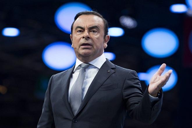 Συνελήφθη ξανά ο πρώην πρόεδρος της Nissan