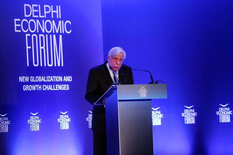 Οικονομικό Φόρουμ των Δελφών: Η αποστολή να γίνει σημείο αναφοράς για την Ευρώπη