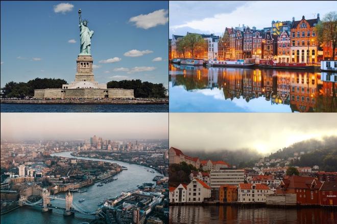 Οι πιο ανταγωνιστικές χώρες στον τομέα των επιχειρήσεων