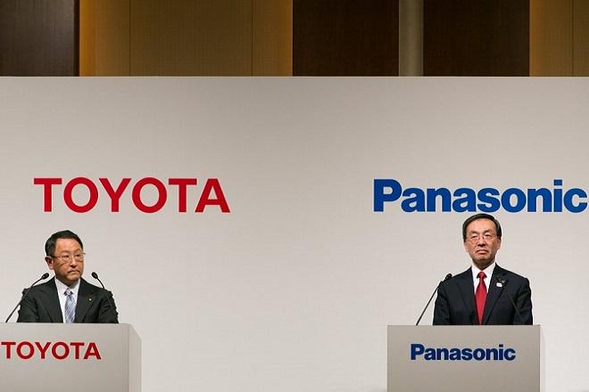 Σε τι στοχεύει η φιλόδοξη κοινοπραξία Toyota- Panasonic
