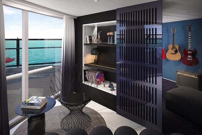 Massive Suite 2 Virgin voyages