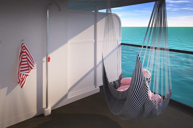Peek-a-View Virgin voyages