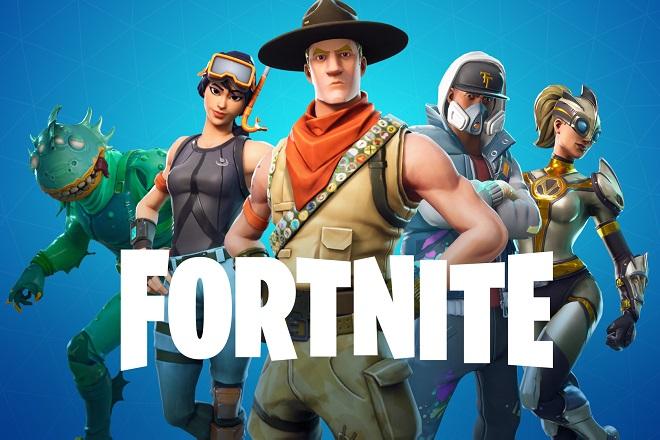 fortnite- epic games