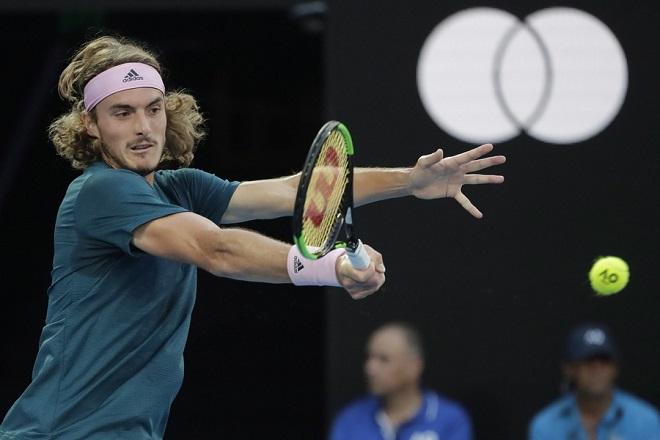 Ξεκίνησε η «μονομαχία» Τσιτσιπά – Ναδάλ στον ημιτελικό του Australian Open