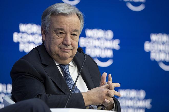 ΟΗΕ: Ο κόσμος βρίσκεται στα πρόθυρα ενός ανησυχητικού «κατακερματισμού»
