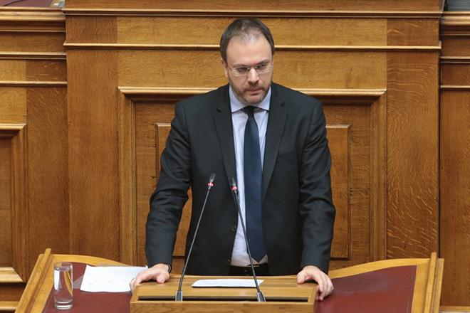 Νέος υπουργός Τουρισμού στη θέση της Έλενας Κουντουρά ο Θανάσης Θεοχαρόπουλος