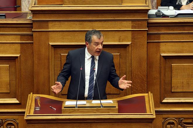 Στ. Θεοδωράκης: Με τη Συμφωνία των Πρεσπών παύει η μονοπώληση του ονόματος Μακεδονία από τους γείτονές μας