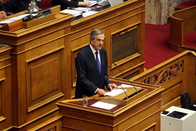 Σαμαράς:  Η Μακεδονία είναι μία και είναι ελληνική