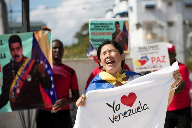 Στο Συμβούλιο Ασφαλείας του ΟΗΕ η κρίση στη Βενεζουέλα – Για απόπειρα πραξικοπήματος κατηγορεί τις ΗΠΑ η Ρωσία