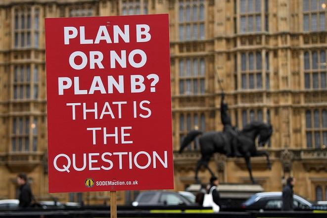 Προσεχώς «αδιέξοδο»: Όχι σε Brexit χωρίς συμφωνία είπε το βρετανικό κοινοβούλιο