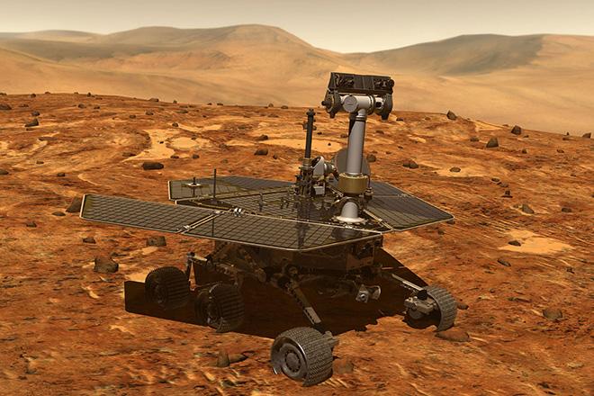Opportunity NASA