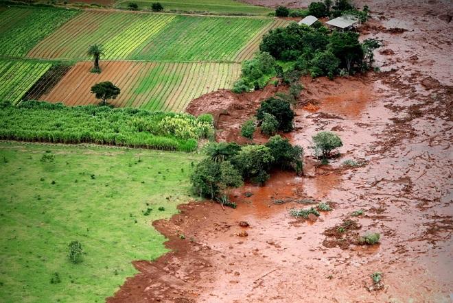 Βραζιλία: Εκκενώνονται χωριά λόγω κινδύνου κατάρρευσης φράγματος