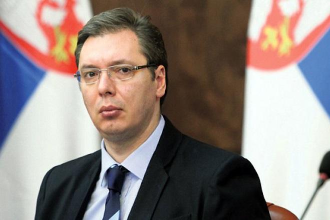 Βούτσις: Η Σερβία θα είναι από τις πρώτες χώρες που θα αναγνωρίσει την ΠΓΔΜ με το νέο όνομα