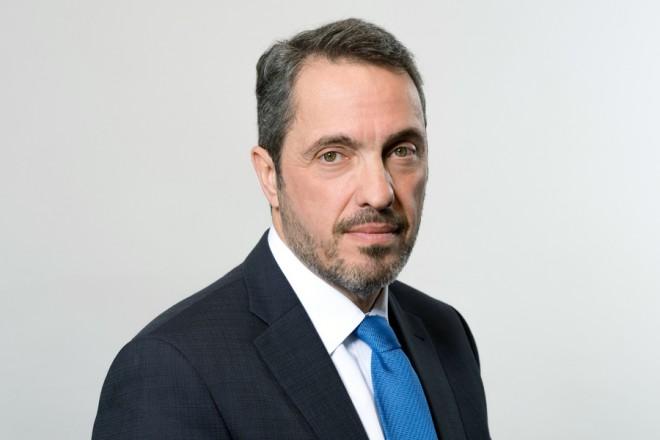 Ο εκτελεστικός πρόεδρος του ΤΑΙΠΕΔ Άρης Ξενόφος. ΑΠΕ-ΜΠΕ/ΤΑΙΠΕΔ/STR