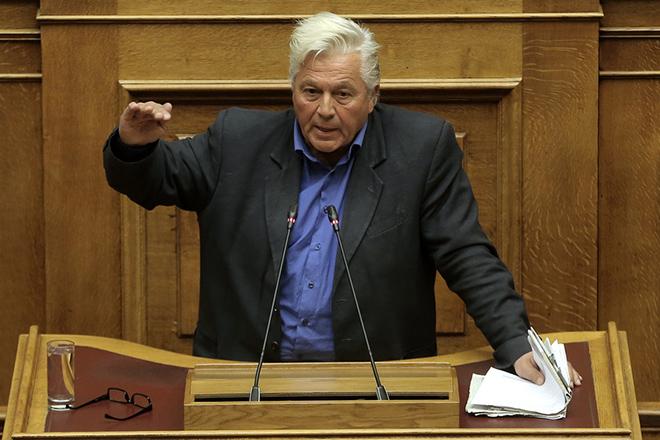 Παπαχριστόπουλος: Διορία στον Καμμένο να βρει λύση για τη διατήρηση της κοινοβουλευτικής ομάδας ως την Παρασκευή