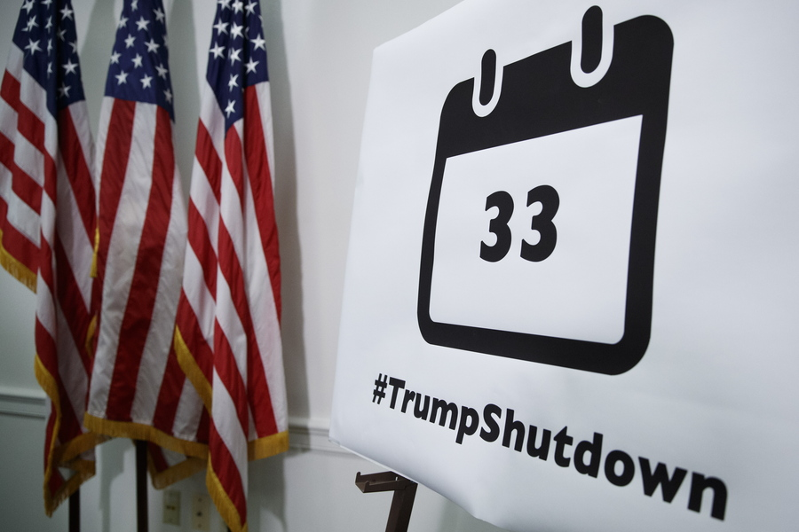 Πόσο κόστισε το shutdown στην αμερικανική οικονομία