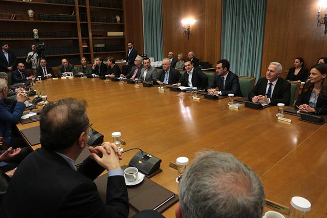 Η αναπτυξιακή πολιτική στο επίκεντρο του σημερινού Υπουργικού Συμβουλίου