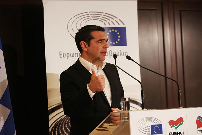 Τσίπρας: Να συγκροτήσουμε τον προοδευτικό πόλο που θα αναχαιτίσει την ακροδεξιά στην Ευρώπη
