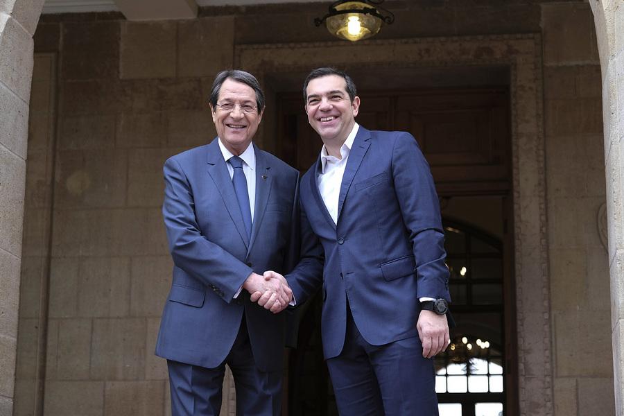 Τσίπρας: Η Συμφωνία των Πρεσπών μπορεί να βοηθήσει στη λύση του Κυπριακού