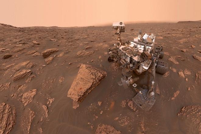 Μία…βόλτα στον Άρη! Βίντεο 360° από το Curiosity