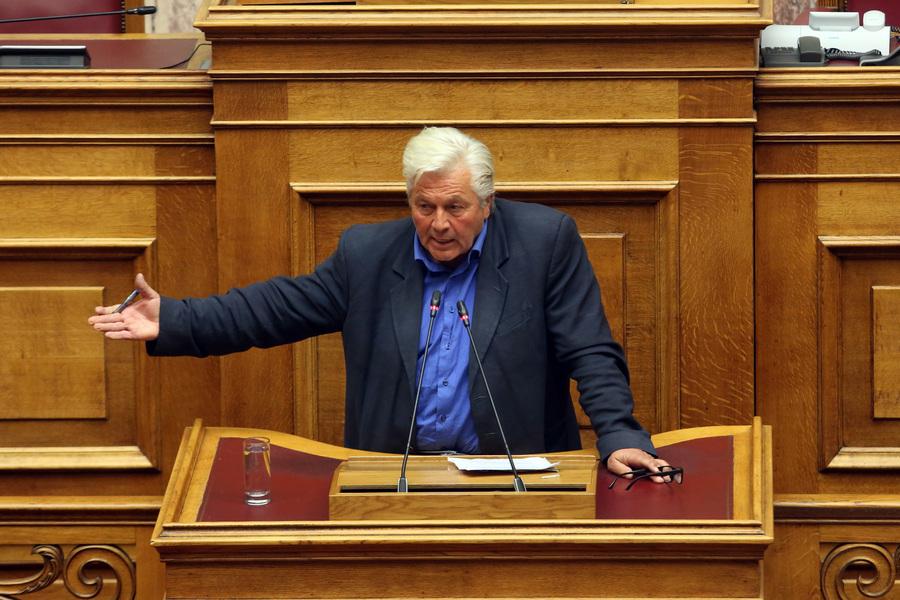 Εκτός ΑΝΕΛ ο Θανάσης Παπαχριστόπουλος – Τίτλοι τέλους για την ΚΟ του κόμματος