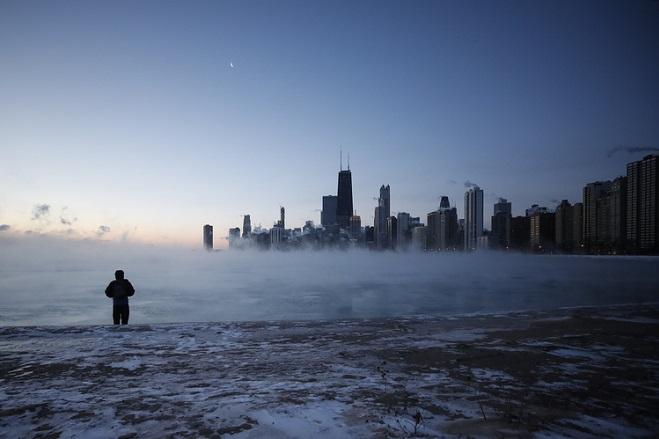 Πολικές θερμοκρασίες στις ΗΠΑ- Φωτογραφίες που σοκάρουν