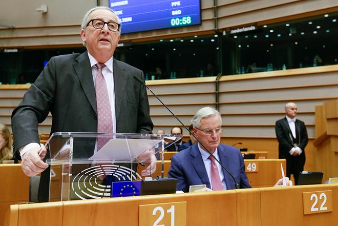 Η Ευρώπη είναι ξεκάθαρη: «Όχι» στις ορέξεις της Βρετανίας για επαναδιαπραγμάτευση του Brexit