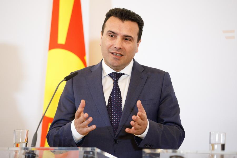 Ζάεφ: Η Συμφωνία των Πρεσπών ορίζει τι είναι οι Έλληνες Μακεδόνες, τι είναι οι δικοί μας Μακεδόνες