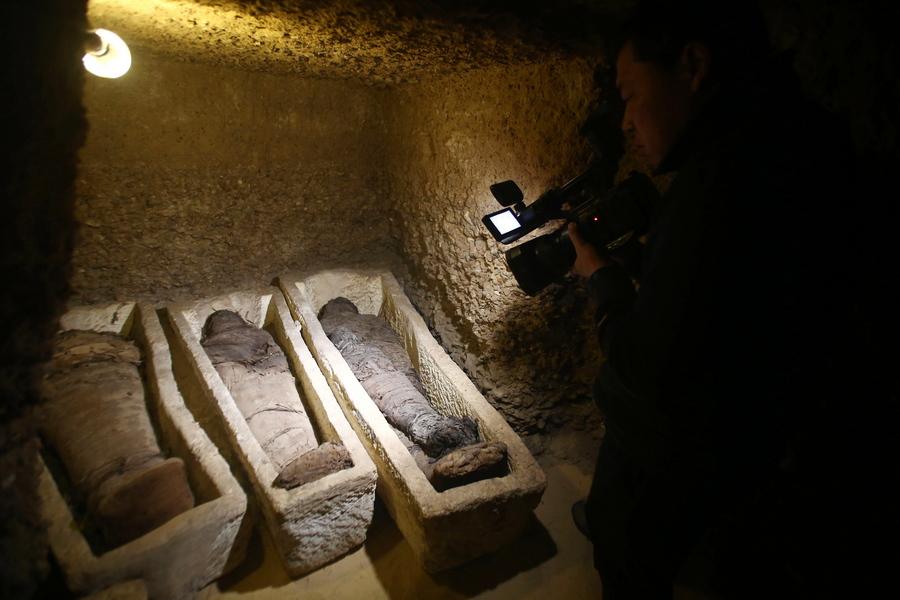 Ιστορική αρχαιολογική ανακάλυψη στην Αίγυπτο: Βρέθηκαν μούμιες από την εποχή των Πτολεμαίων