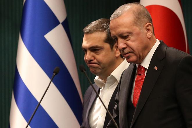 Τσίπρας προς Ερντογάν: Είμαστε υποχρεωμένοι να ανατρέπουμε τις λογικές του παρελθόντος