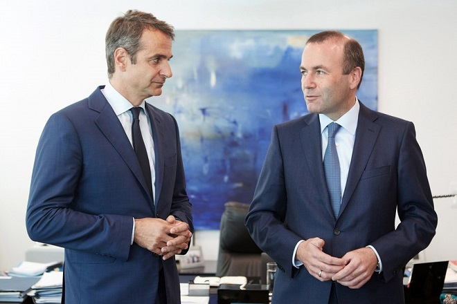 Η ηγεσία του ΕΛΚ στην Αθήνα με πρόταση για πέντε εκατομμύρια νέες θέσεις εργασίας