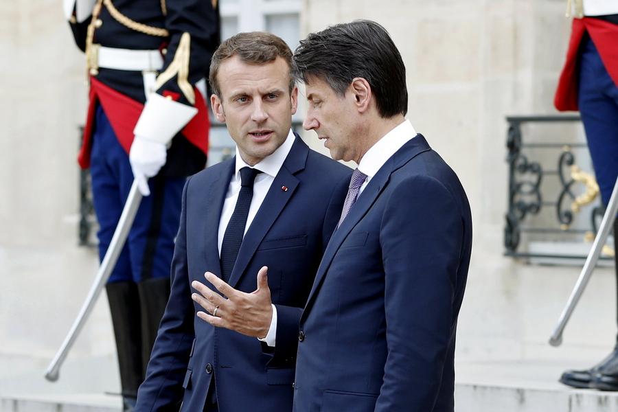 Πρωτοφανές διπλωματικό επεισόδιο στην Ευρώπη: Το Παρίσι ανακαλεί τον Γάλλο πρέσβη στην Ιταλία