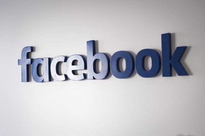 epa06908851 (FILE) - The facebook logo inside the facebook Chalet on the sideline of the 47th annual meeting of the World Economic Forum (WEF) in Davos, Switzerland, 20 January 2017 (reissued 25 July 2018). Facebook has been given a license to setup an office in China even though the company's website has blocked within the country since 2009.  EPA/GIAN EHRENZELLER