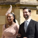 4. SERENA WILLIAMS &amp ALEXIS OHANIAN