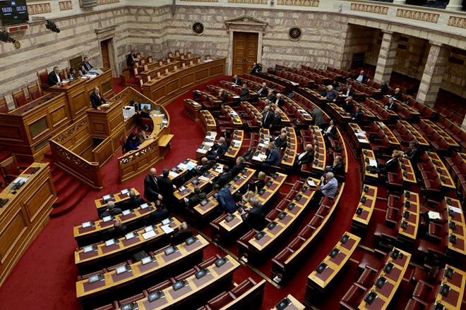 Υπερψηφίστηκαν οι προτάσεις της Κ.Ο. του ΣΥΡΙΖΑ για την αναθεώρηση του Συντάγματος