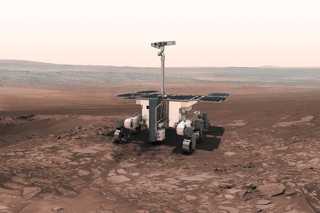 Mars-rover-to-be-named-after-DNA-pioneer-Rosalind-Franklin-European-Space-Agency-announces ESAATG medialab