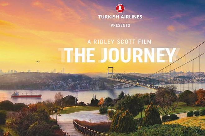 Παρακολουθήστε το νέο σποτ της Turkish Airlines σε σκηνοθεσία Ρίντλεϊ Σκοτ και καστ 500 ατόμων