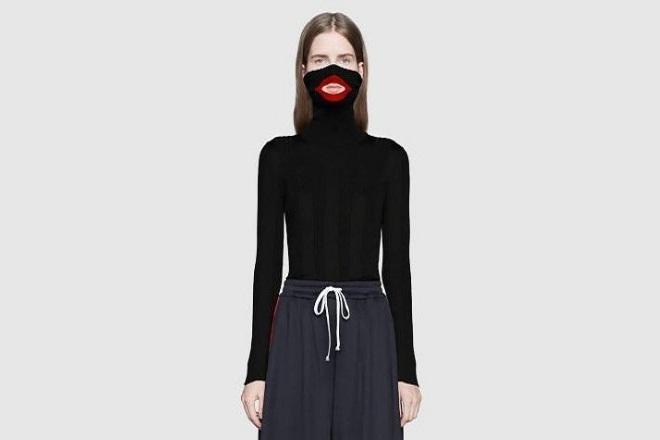 blackface gucci