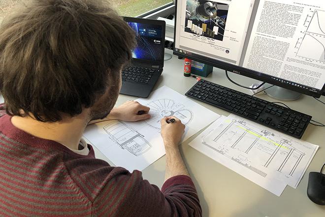Ο Έλληνας φοιτητής του ΕΜΠ που σχεδιάζει κατοικίες για μία ευρωπαϊκή βάση στη Σελήνη