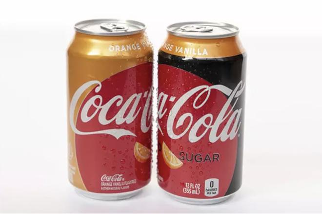 Αυτές είναι οι νέες γεύσεις που λανσάρει η Coca-Cola ύστερα από πάνω από μια δεκαετία